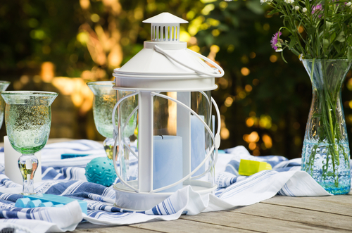 Summer Candle Lanterns
