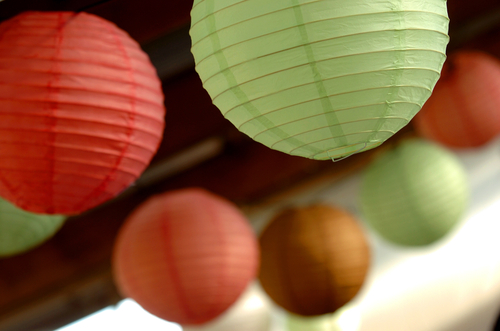 cheap paper lanterns